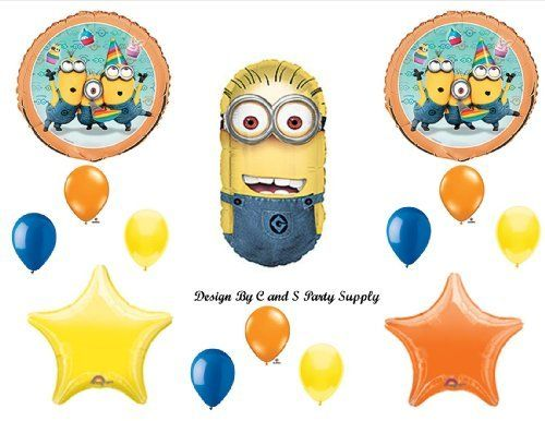 DESPICABLE ME 2 MINIONS Happy Birthday PARTY Balloons Decorations Supplies by Anagram, http://www.amazon.com/dp/B00E0VSERG/ref=cm_sw_r_pi_dp_zYt.rb0M06BA3