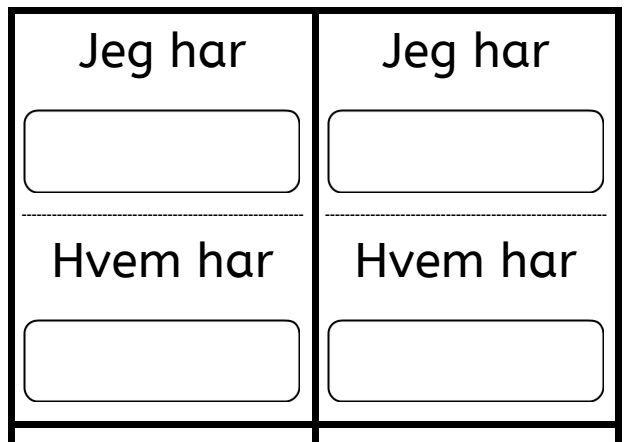Billedresultat for terningespil dansk indskolningen