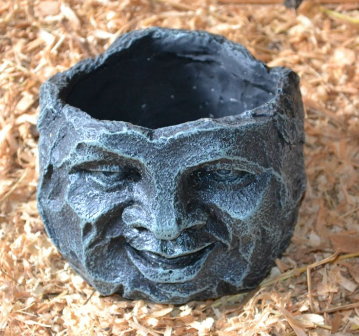 Cement Garden Art: 64 Best ~~ROCK'S~~ Images On Pinterest