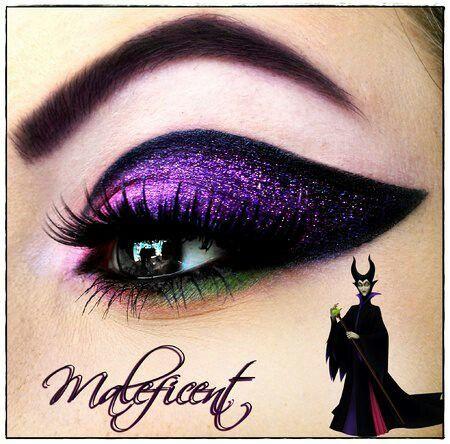 Maleficent eye