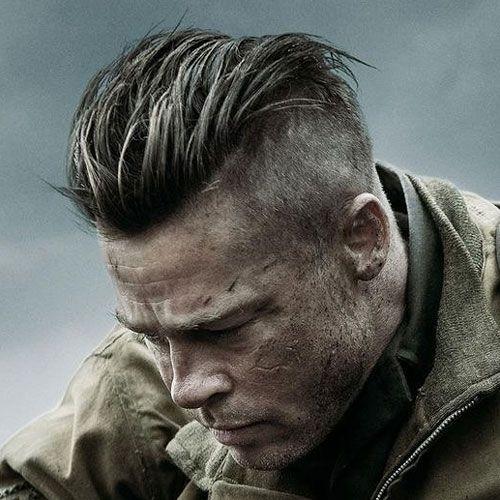 Prohibition haircut brad pitt