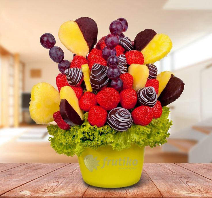 Fruit flower From love ideal present for anniversary