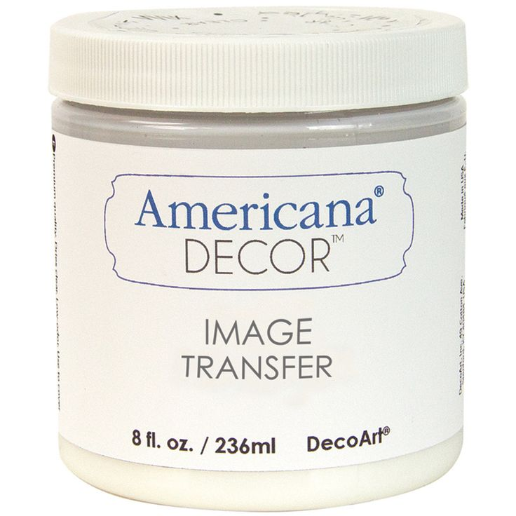 Image Transfer Medium 8oz-Clear - Overstock™ Shopping - The Best Prices on Varnishes & Sprays
