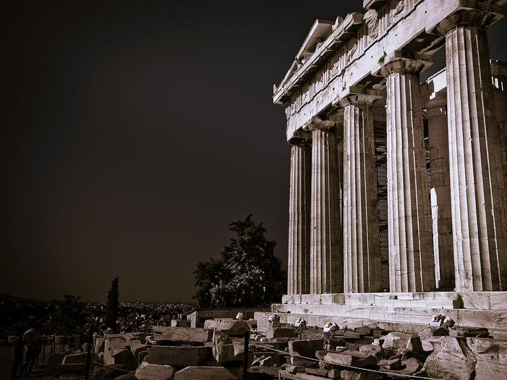 Acropolis by Pino on 500px