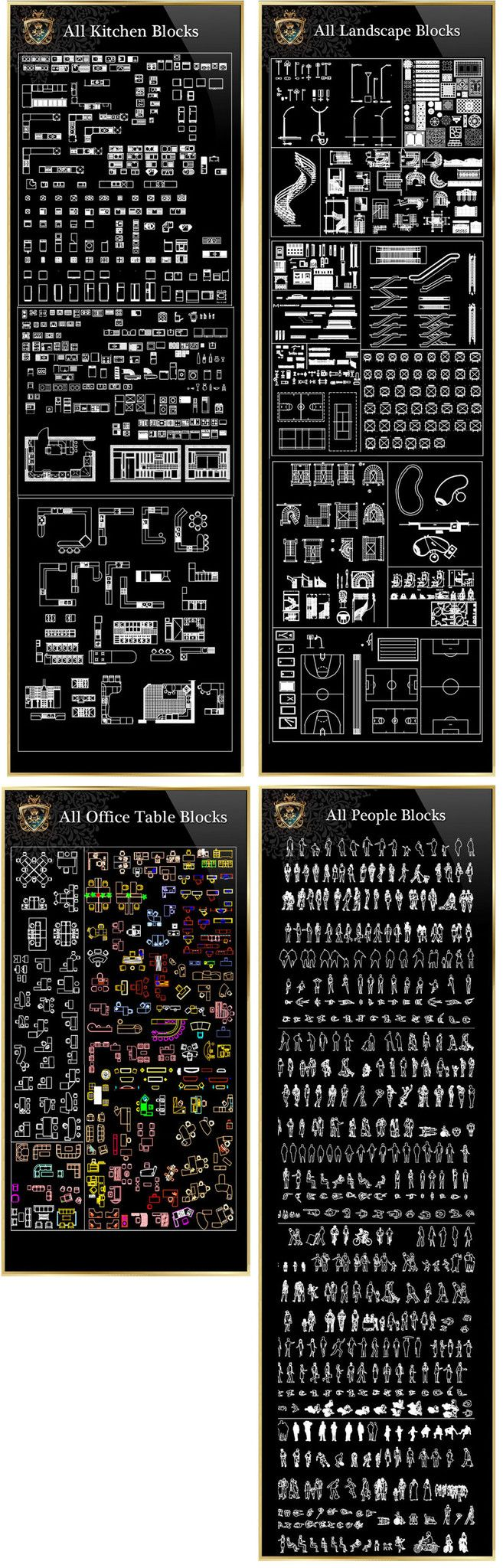 751 best images about 25000 autocad blocks drawings on for Interior design cad free
