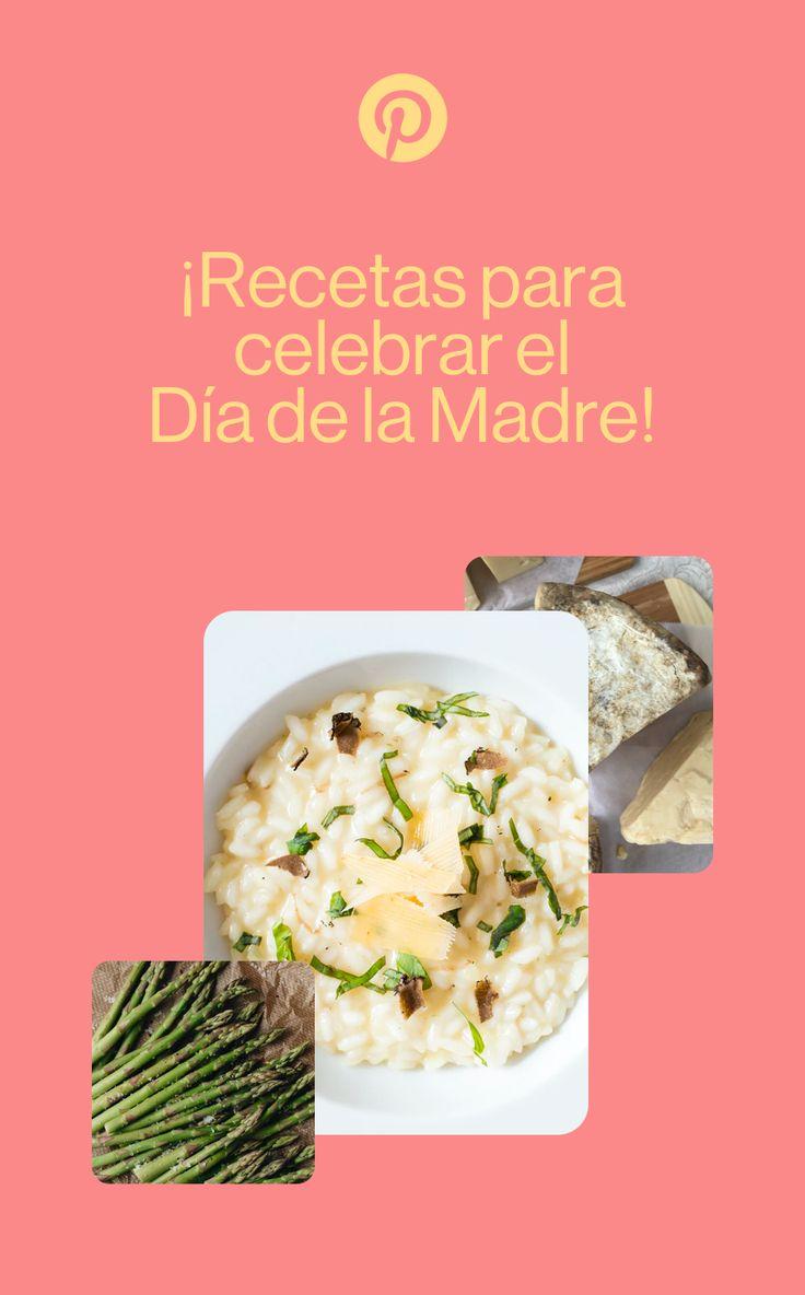 Millones de recetas para celebrar el Día de la Madre. Cerca o a la distancia, pero juntos. #DíaDeLaMadre Dessert Recipes, Desserts, Jikook, Pasta, Mousse, Bread, Wicca, Cooking, Ethnic Recipes