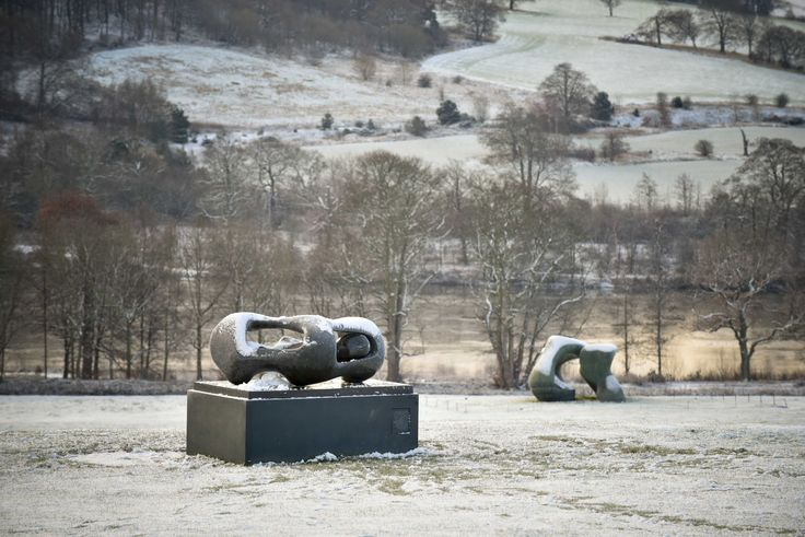 Henry Moore, Reclining Connected Forms, 1969. Photo © Jonty Wilde.