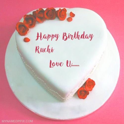 happy birthday dear ruchi