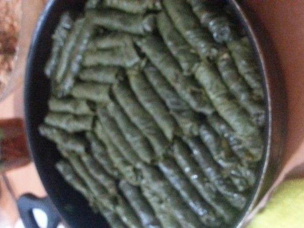 Ayşe'nin Mutfağı'ndan Yaprak Sarma :))