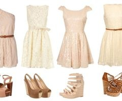 Such perfect summer outfits!