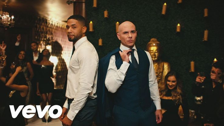 Empire Cast - No Doubt About It (feat. Jussie Smollett and Pitbull) [Off...