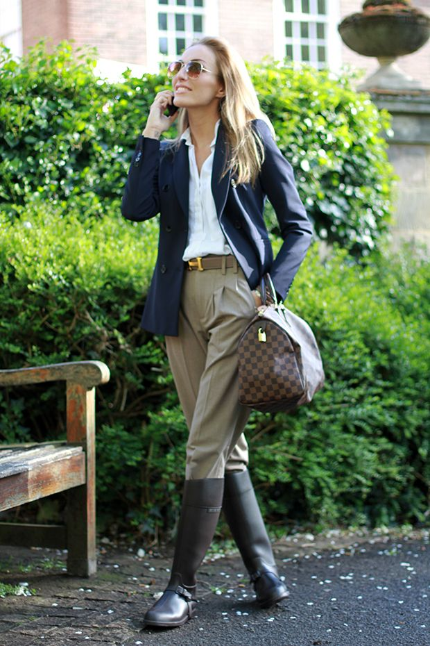 equestrian chic                                                                                                                                                                                 More