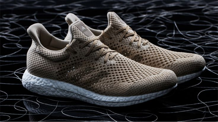 Adidas spins a web of biodegradable shoes made from synthetic spider silk