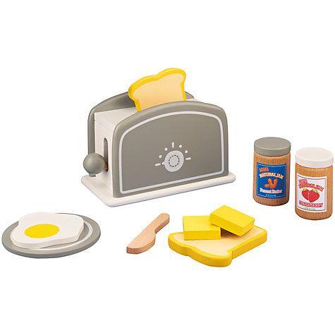 Buy John Lewis Toy Toaster Online at johnlewis.com
