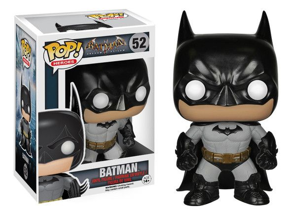 Funko POP! Batman: Arkham Knight Takes On Gotham City -  #arkham #batman #dc #funko