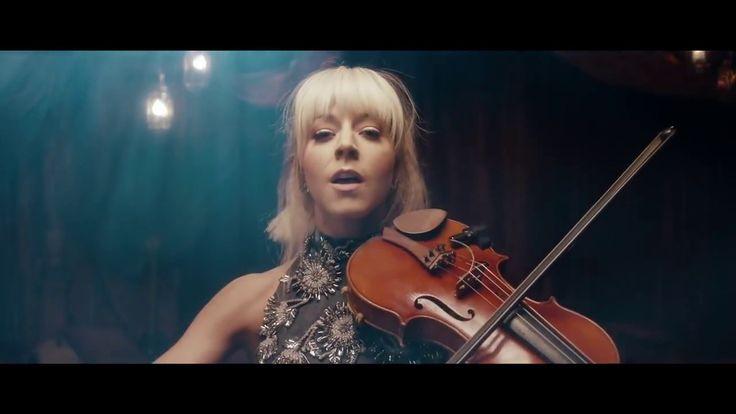 Скрипка красивый секси video