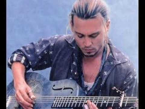 """... Minor Swing (1937) ... performed for the 2000 film """"Chocolat"""" by Johnny Depp and Malcolm Ross on guitars, Iain Stoddart on percussion and Malcolm Ross on harmonium"""