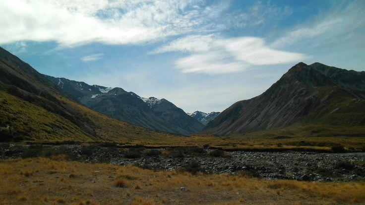 New Zealand Scenery from InboundNZ.com - #nz #newzealand #scenic #beautiful #travel #tourism