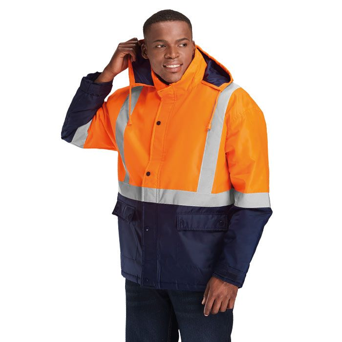Barron Clothing Supplier in South Africa - High Visibility Jacket