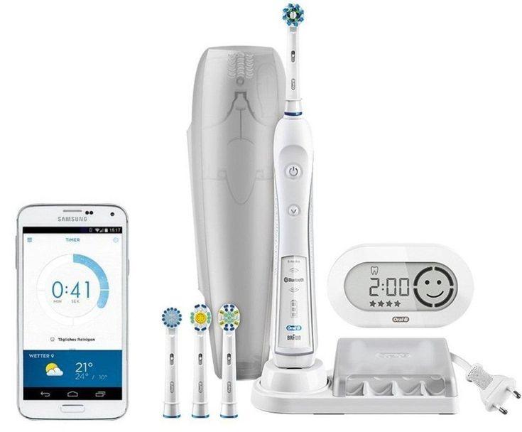 Oral-B SmartSeries 6000 cepillo de dientes eléctrico por 128,01 €  La manera más fácil y cómoda de tener una sonrisa blancaes con el cepillo dental eléctrico Oral-B PC PRO 6000TRIUMPHCROSS ACTION.   #amazon #Tecnología #chollos #amazon #salud
