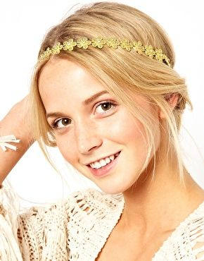 Limited Edition Pattern Flower Hairband