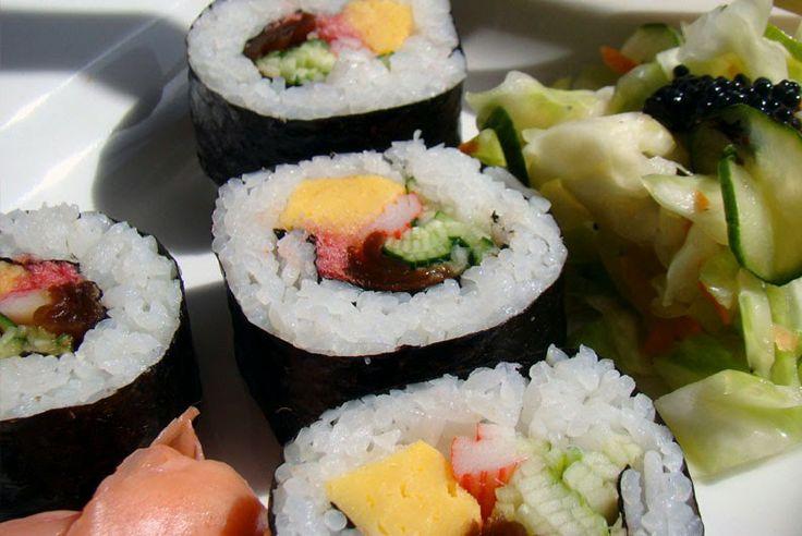 Futomaki | Recetas Japonesas en español!