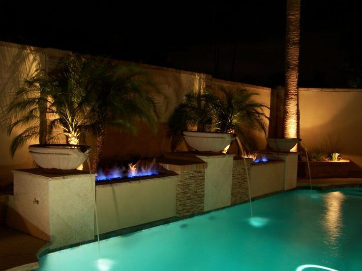 19 Best Water Features Images On Pinterest Swimming Pools Outdoor Ideas And Pools