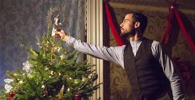 """Its a Wonderful Movie - Your Guide to Family and Christmas Movies on TV: Lifetime Christmas Movie """"The Spirit of Christmas"""""""