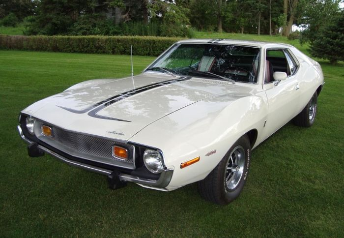 Hemmings Find of the Day  1973 AMC Javelin