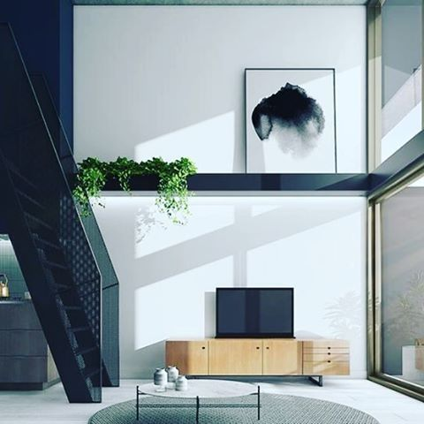 #Loft living at its finest. Elm and Stone at New Quay Docklands. Brought to you by MAB Corporation. www.elmandstone.com.au