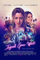 "Watch Ingrid Goes West Full Movie Streaming Online Free HD ""DOWNLOAD"" Watch Now	:	http://megashare.top/movie/411741/ingrid-goes-west.html Release	:	2017-08-11 Runtime	:	97 min. Genre	:	Drama, Comedy Stars	:	Aubrey Plaza, Elizabeth Olsen, O'Shea Jackson Jr., Wyatt Russell, Billy Magnussen, Pom Klementieff Overview :	Ingrid becomes obsessed with a social network star named Taylor Sloane who seemingly has a perfect life."