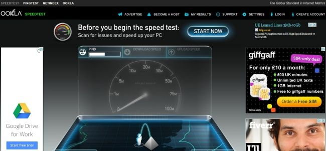 5 Best Online Speed Test Websites