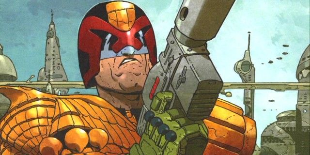 10 Famous Characters Who Were Shameless Rehashes - One of the comics that came from Marvel's 2099 was Punisher 2099, created by Patt Mills and Tony Skinner. Mills is also credited with the creation of Judge Dredd, to which Punisher 2099 bears a more than strong resemblance.