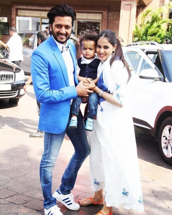 Genelia helps me in being a responsible father - Riteish Deshmukh | PINKVILLA