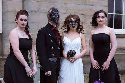 Toinen kerta toden sanoo?: Rebellious Bride screams Misfit!