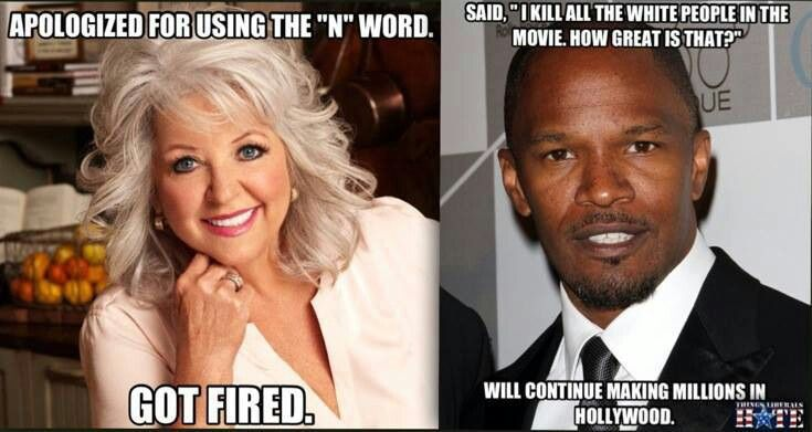 Funny how this Paula Deen scandal blows up at the same time as the Snowden comes out and the press is allover Ms Deen like a fly on stink but doesn't cover what Snowden has to say about what Nobama is doing with yet ANOTHER scandal of his own!!  I smell a rat covering his tracks!!