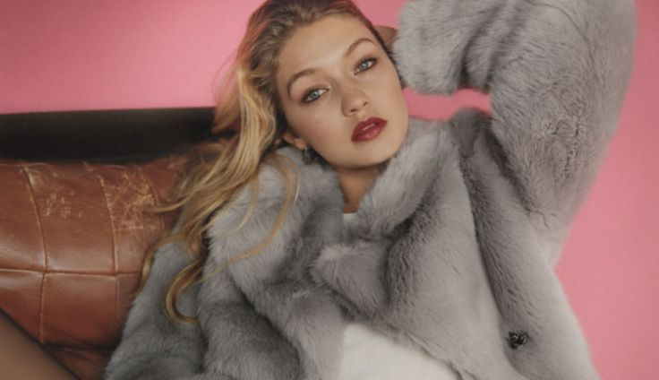 THE RISE OF GIGI HADID A top model for Topshop