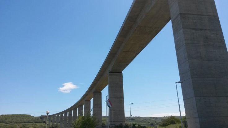 2014 Kőröshegyi Völgyhíd/Viaduct Kőröshegy