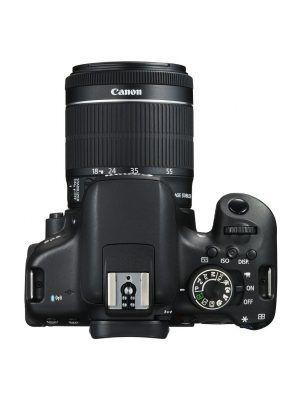 Canon EOS 750D Cámaras digitales + EF-S 18-55mm por 498,99 €  Gracias a la tecnológicamente avanzada EOS 750D, podrás dar tus primeros pasos en el mundo de la fotografía réflex sin esfuerzo. Solo tienes que seleccionar el modo Escena Inteligente Automática y dejar que la cámara se encargue de los ajustes.   #chollos #camaras #compras #regalos