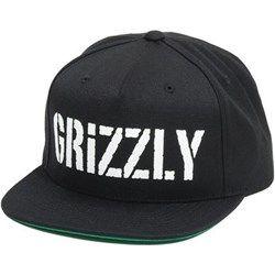 Czapka z daszkiem Grizzly - miniramp.pl