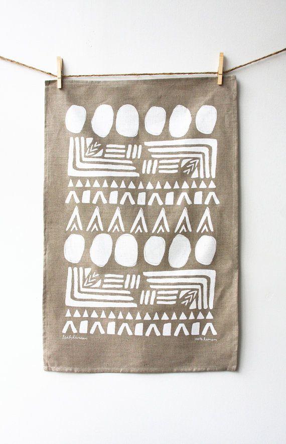 Hanna Tea Towel