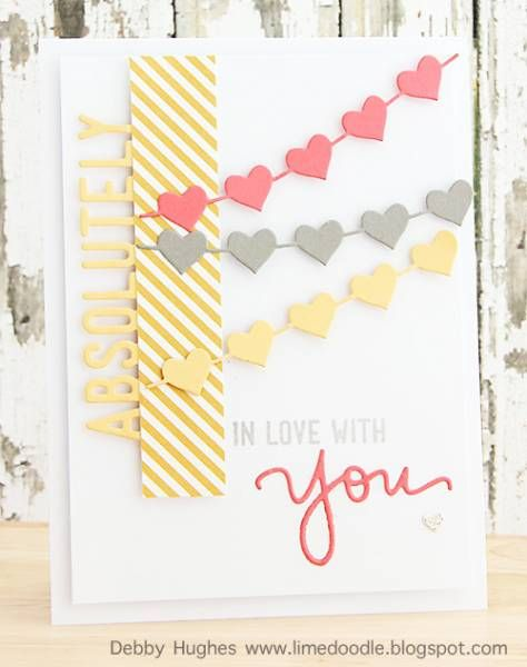 absolutely in love with you by limedoodle - Cards and Paper Crafts at Splitcoaststampers
