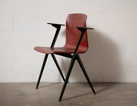 PROUVE STYLE INDUSTRIAL CHAIR
