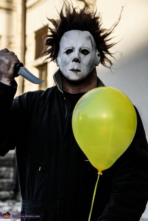 Michael Myers - 2014 Halloween Costume Contest