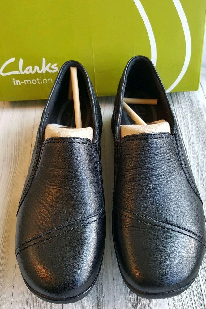 Clarks In-Motion 7M Walking Shoes Women