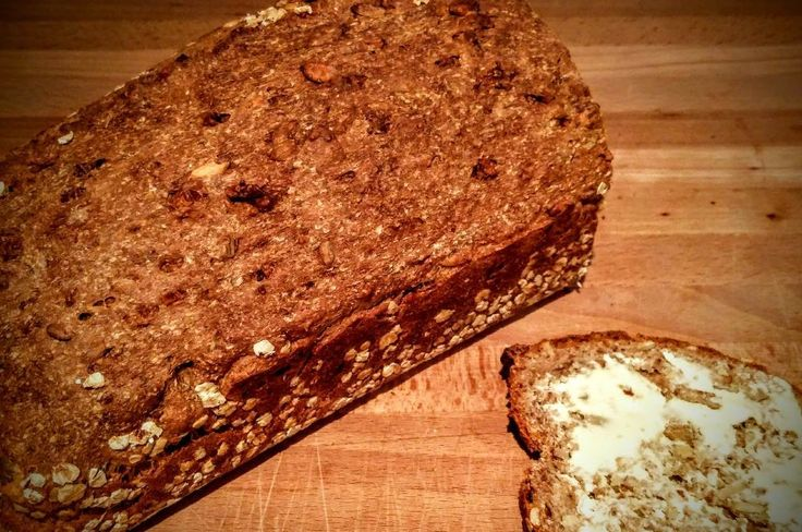 Quick & Easy Wholemeal Bread