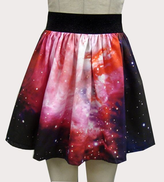 Periodic Table Full Skirt by GoFollowRabbits on Etsy  waist: 38'' Hips 48''
