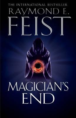The final book in the Riftwar Cycle. It is thirty years and more than thirty books since the publication of MAGICIAN, the fantasy classic that enchanted readers and propelled Raymond E. Feist to international acclaim. Now it will all end. http://www.bookworld.com.au/book/magicians-end/35931406/