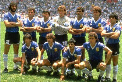 seleccionados argentinos DE TODOS LOS MUNDIALES - 1986Buscar con Google