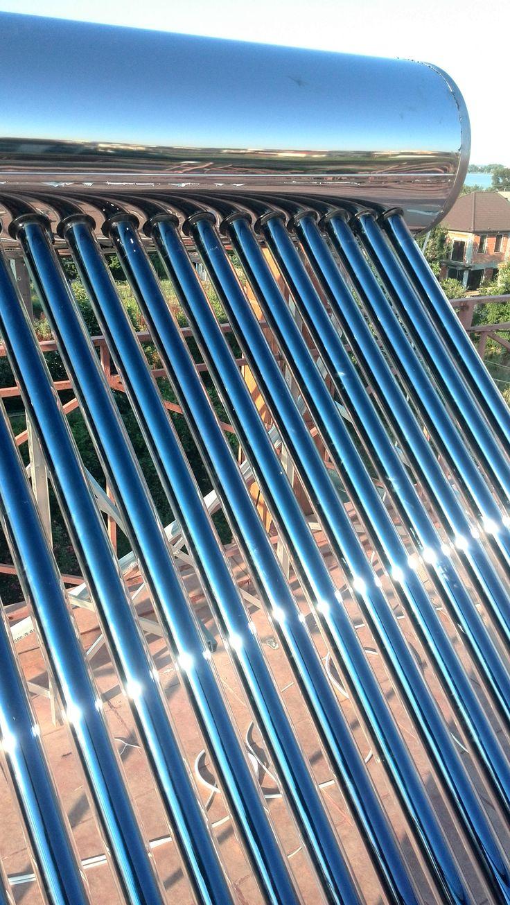 panou solar inox-200L